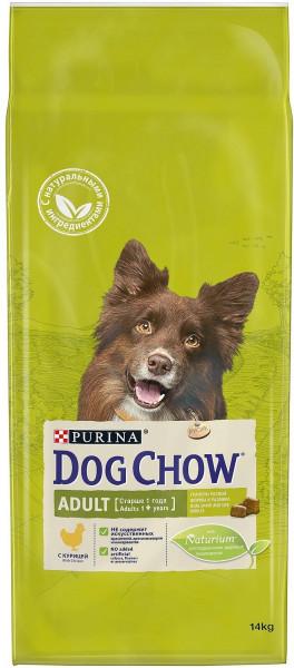 Сухой корм DOG CHOW Adult для собак, Курица