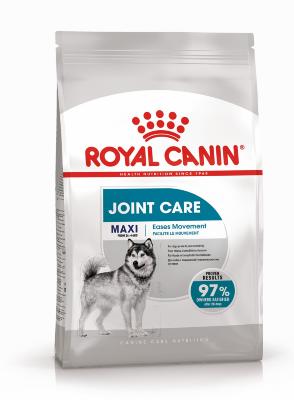 Сухой корм Royal Canin Maxi Joint Care для собак крупных пород, защита суставов