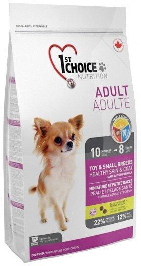 Сухой корм 1st Choice Adult для собак декоративных пород