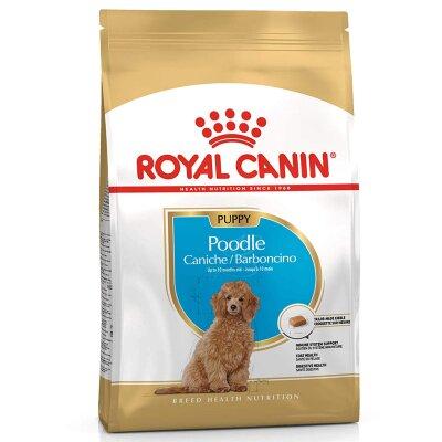Сухой корм Royal Canin Poodle Puppy для щенков пуделя, 500 г