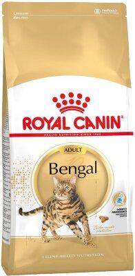 Сухой корм Royal Canin Bengal Adult для взрослых бенгальских кошек