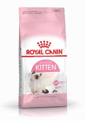 Сухой корм Royal Canin Kitten для котят