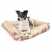 Лежак для собак Trixie Relax бежевый 70x60см
