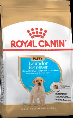 Сухой корм Royal Canin Labrador Retriever Puppy для щенков Лабрадора