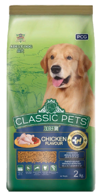 Сухой корм для собак Classic Pets Adult Dog Chicken flavour, курица, 15кг