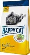 Сухой корм Happy Cat Adult Fit & Well Light для кошек, склонных к полноте, 300г.