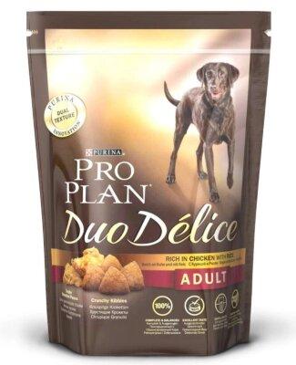 Сухой корм Pro Plan Duo Delice для собак, Курица с рисом