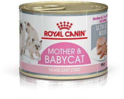 Консервы Royal Canin Babycat Instinctive мусс для котят до 4 месяцев