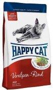 Сухой корм Happy Cat Adult Fit & Well Voralpen-Rind для кошек с альпийской говядиной