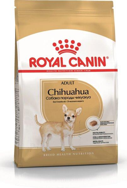 Сухой корм Royal Canin Chihuahua Junior для щенков Чихуахуа