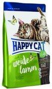 Сухой корм для кошек Happy Cat Adult Пастбищный ягненок