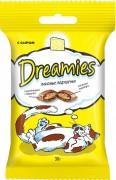 Лакомство Dreamies для кошек с сыром