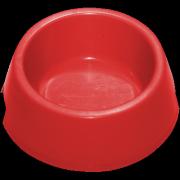 Миска для собак мелких пород и кошек пластмассовая Зооник №1 0,25л