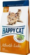 Сухой корм Happy Cat Adult Fit & Well Atlantik-Lachs для кошек с атлантическим лососем, 4кг