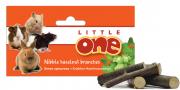 Лакомство для ухода за зубами грызунов Little One ветви орешника
