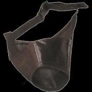 Намордник нейлоновый Зооник №5 для ротвейлеров, бульмастифов и шарпеев