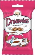 Лакомство Dreamies для кошек с говядиной