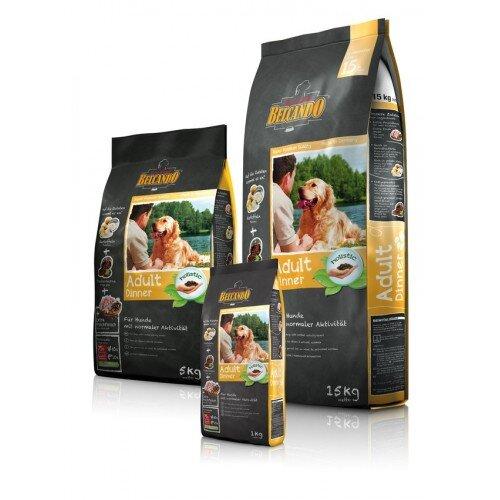 Сухой корм Belcando Adult Dinner для взрослых собак средних и крупных пород с нормальной активностью