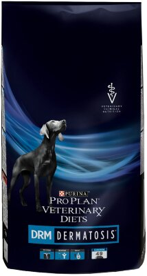 Сухой корм Pro Plan Veterinary Diets DRM для собак при дерматитах