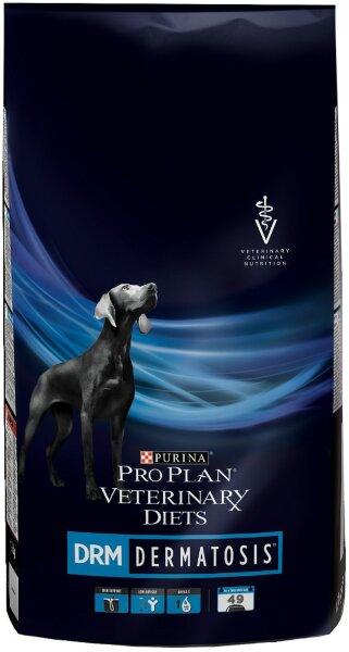 Сухой корм Pro Plan Veterinary Diets DRM для собак при дерматитах