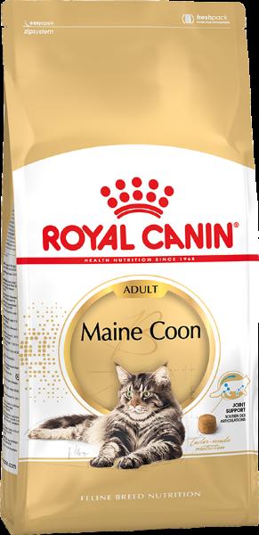 Сухой корм Royal Canin Maine Coon Adult для взрослых кошек породы Мейн Кун