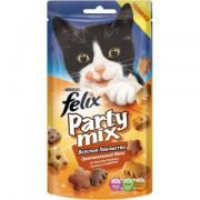 Лакомство Felix Party Mix для кошек, Оригинальный Микс