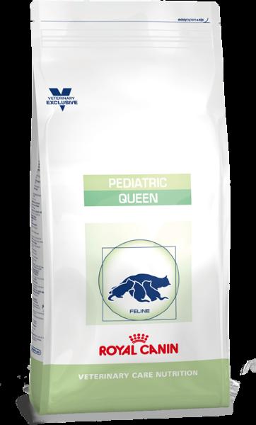 Сухой корм Royal Canin Pediatric Queen для беременных и кормящих кошек, 10кг