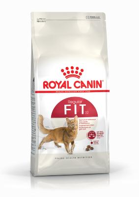 Сухой корм Royal Canin Fit 32 для кошек, бывающих на улице