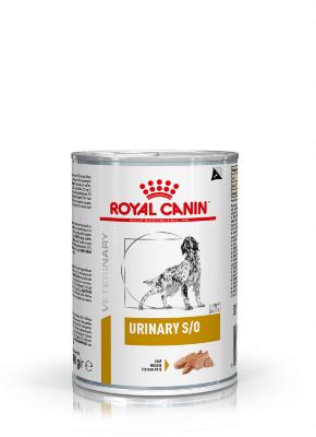 Консервы Royal Canin Urinary S/O для собак при мочекаменной болезни