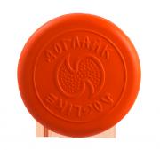 Игрушка для собак DogLike Тарелка летающая малая Оранжевая 180*23