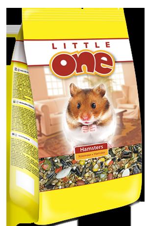 Корм для хомяков Little One Hamsters, 400г