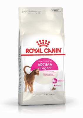 Сухой корм Royal Canin Aroma Exigent 33 для кошек, привередливых к аромату продукта