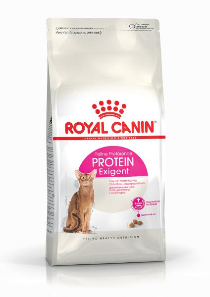 Сухой корм Royal Canin Protein Exigent для кошек, привередливых к составу продукта