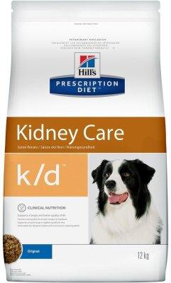 Сухой корм для собак Hill's Prescription Diet k/d для лечения заболеваний почек