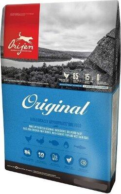Сухой корм для собак всех пород Orijen Original 85/15 беззерновой