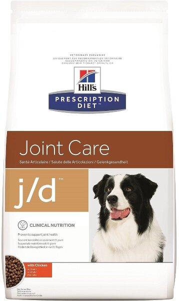 Сухой корм для собак Hill's Prescription Diet j/d с курицей, для лечения заболеваний суставов