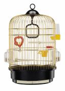 Клетка для птиц Ferplast REGINA золото, 32,5 x h45,5см