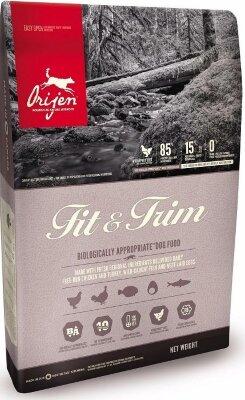 Сухой корм для собак всех пород с лишним весом Orijen Fit & Trim 85/15 беззерновой