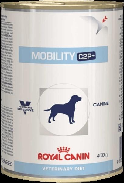 Консервы для собак Royal Canin Mobility MC25 C2P+ при заболеваниях опорно-двигательного аппарата