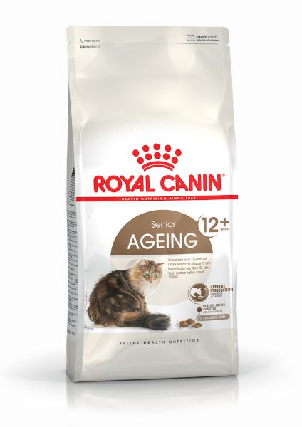 Сухой корм Royal Canin Ageing 12+ для кошек старше 12 лет