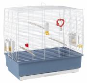Клетка для птиц Ferplast REKORD 4 (белая), 60x32,5x57,5см