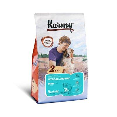 Сухой корм Karmy Гипоаллергенный Mini Ягненок для взрослых собак мелких пород