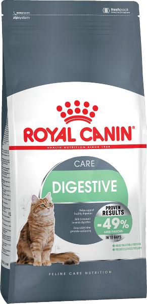 Сухой корм Royal Canin Digestive Care для кошек с расстройствами пищеварительной системы