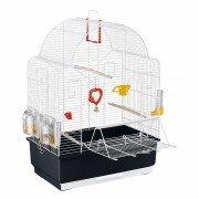 Клетка для птиц Ferplast IBIZA OPEN (перламутровая), 49,5x30x69см
