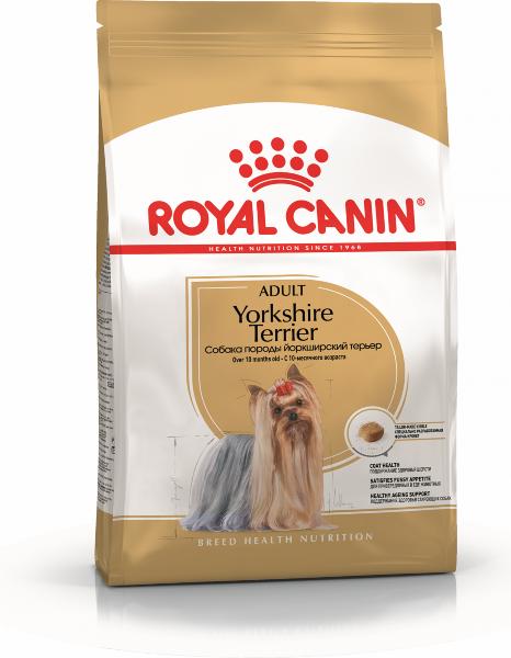 Сухой корм Royal Canin Yorkshire Terrier Adult для взрослых Йоркширских Терьеров