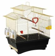 Клетка для птиц Ferplast PAGODA (золото), 47x29,5x50см