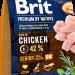 Сухой корм Brit Premium by Nature Senior S+M для собак мелких и средних пород старше 7 лет