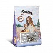 Сухой корм Karmy Kitten для котят породы Британская Короткошерстная и беременных и кормящих кошек