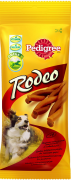 Лакомство для собак Мясные косички Pedigree Rodeo для взрослых собак всех пород, 70г