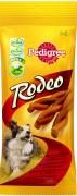 Лакомство для собак Мясные косички Pedigree Rodeo для взрослых собак всех пород, 70г